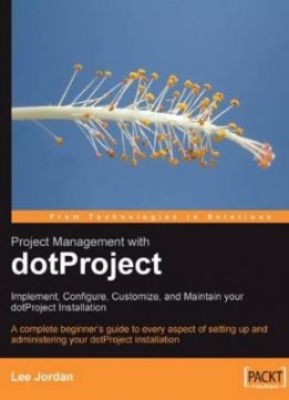 Download ebook Project Management with dotProject