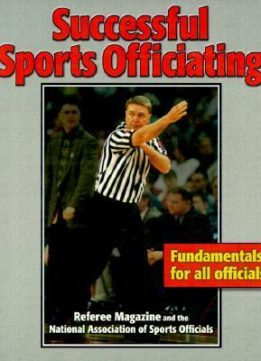 Download ebook Successful Sports Officiating