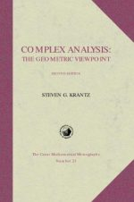 Complex Analysis: The Geometric Viewpoint (2nd edition)