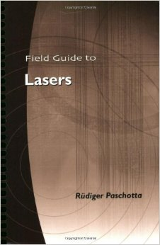Download ebook Field Guide to Lasers