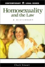Homosexuality and the Law: A Dictionary