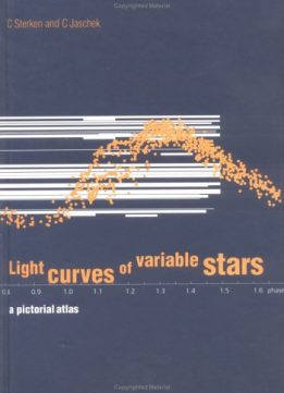 Download ebook Light Curves of Variable Stars: A Pictorial Atlas