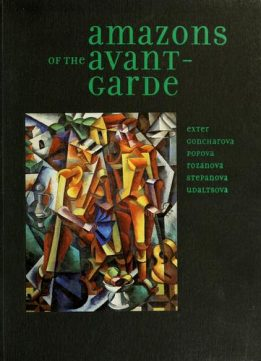 Download ebook Amazons of the Avant-Garde