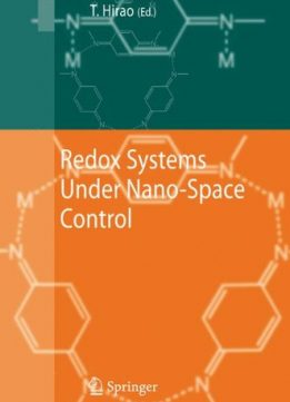 Download ebook Redox Systems Under Nano-Space Control