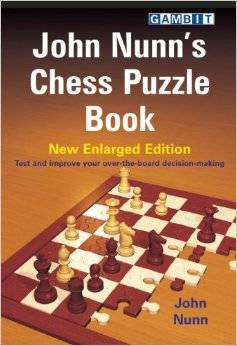 Download ebook John Nunn's Chess Puzzle Book: New Enlarged Edition