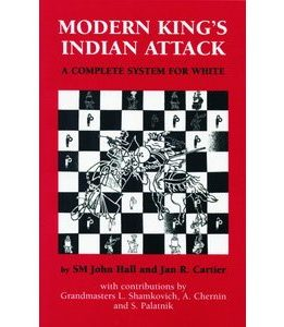 Download ebook Modern King's Indian Attack