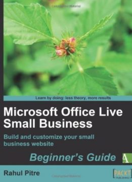Download ebook Microsoft Office Live Small Business