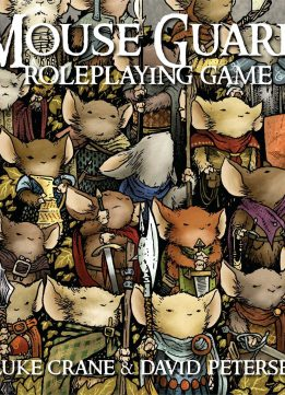 Download ebook Mouse Guard Roleplaying Game