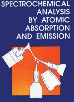 Download ebook Spectrochemical Analysis by Atomic Absorption & Emission