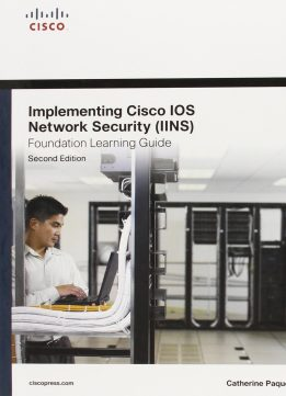 Download ebook Implementing Cisco IOS Network Security (IINS 640-554) Foundation Learning Guide (2nd Edition)