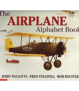 Download ebook The Airplane Alphabet Book