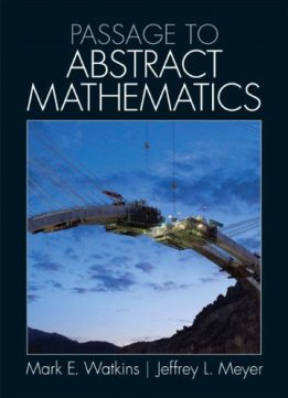 Download ebook A Passage to Abstract Mathematics