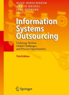 Download ebook Information Systems Outsourcing