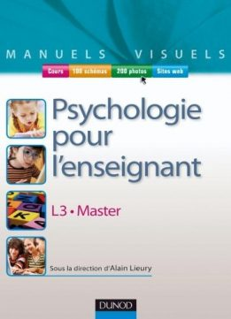 Download ebook Manuel visuel de psychologie pour l'enseignant