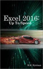 Excel 2016: Up To Speed