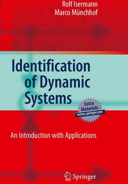 Download ebook Identification of Dynamic Systems: An Introduction with Applications