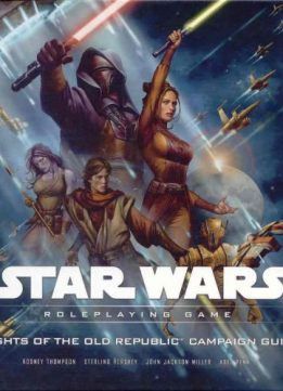 Download ebook Star Wars: Knights of the Old Republic Campaign Guide - Roleplaying Game