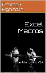 Excel Macros: Excel Macros and VBA