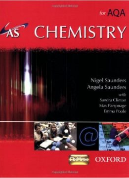Download ebook AS Chemistry for AQA Student Book