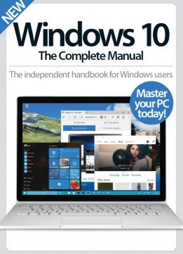 Download ebook Windows 10 The Complete Manual 2nd Edition