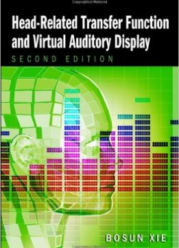 Download ebook Head Related Transfer Function & Virtual Auditory Display, 2nd edition