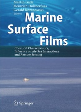 Download ebook Marine Surface Films