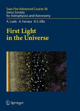 Download ebook First Light in the Universe
