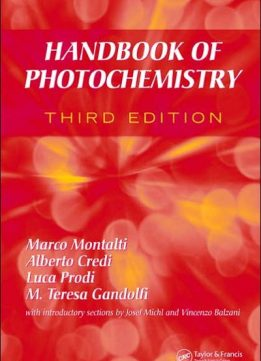 Download ebook Handbook of Photochemistry
