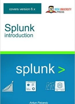 Download ebook Splunk introduction
