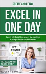 Create and Learn Excel in One Day