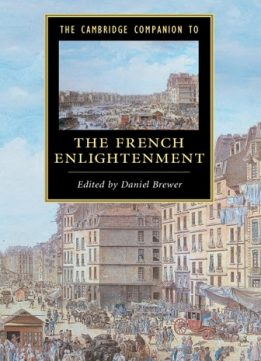 Download ebook The French Enlightenment