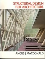 Structural Design for Architecture