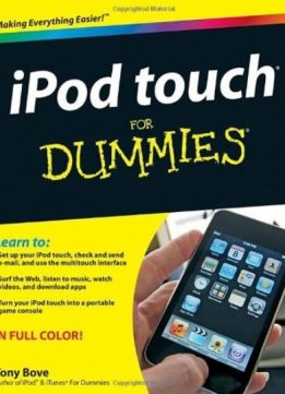 Download iPod touch For Dummies