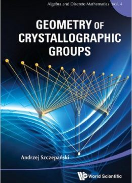 Download ebook Geometry of Crystallographic Groups