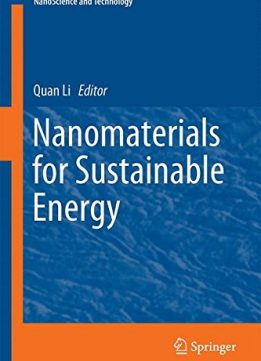 Download ebook Nanomaterials for Sustainable Energy