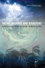Facing Hazards and Disasters by Committee on Disaster Research in the Social Sciences