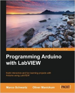 Download ebook Programming Arduino with LabVIEW