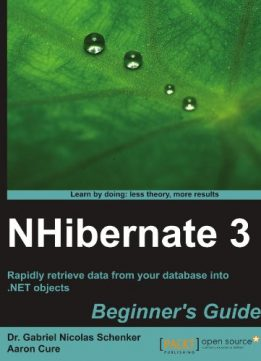 Download ebook NHibernate 3 Beginner's Guide