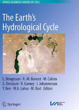 Download ebook The Earth's Hydrological Cycle