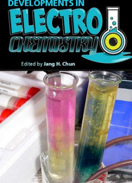 Download ebook Developments in Electrochemistry