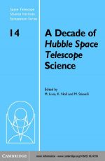 A Decade of Hubble Space Telescope Science