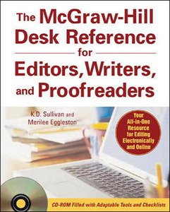 Download ebook The McGraw-Hill Desk Reference for Editors, Writers, & Proofreaders