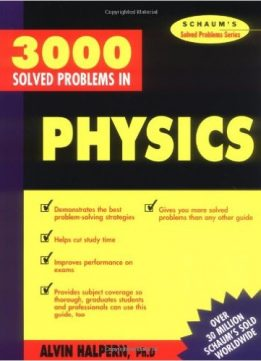 Download ebook 3,000 Solved Problems in Physics