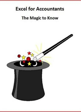 Download ebook Excel for Accountants, The Magic to Know