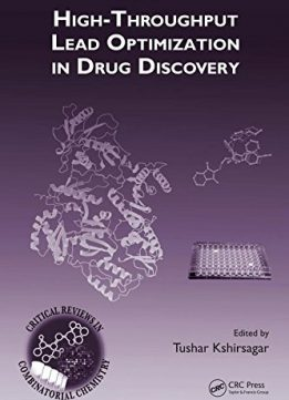 Download ebook High-Throughput Lead Optimization in Drug Discovery