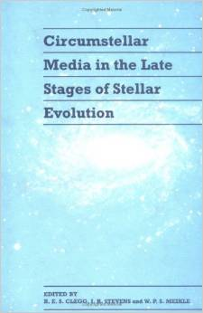 Download ebook Circumstellar Media in Late Stages of Stellar Evolution