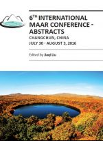6th International Maar Conference: Abstracts