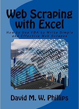 Download ebook Web Scraping with Excel
