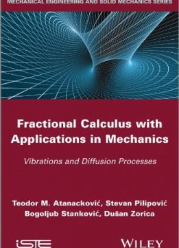 Download ebook Fractional Calculus with Applications in Mechanics