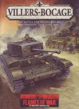Download ebook Villers-Bocage: The Battle for Villers-Bocage Normandy, 12-16 June 1944 (Flames of War)